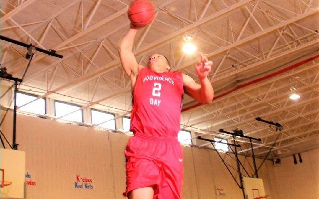 Providence Day's Grant Williams