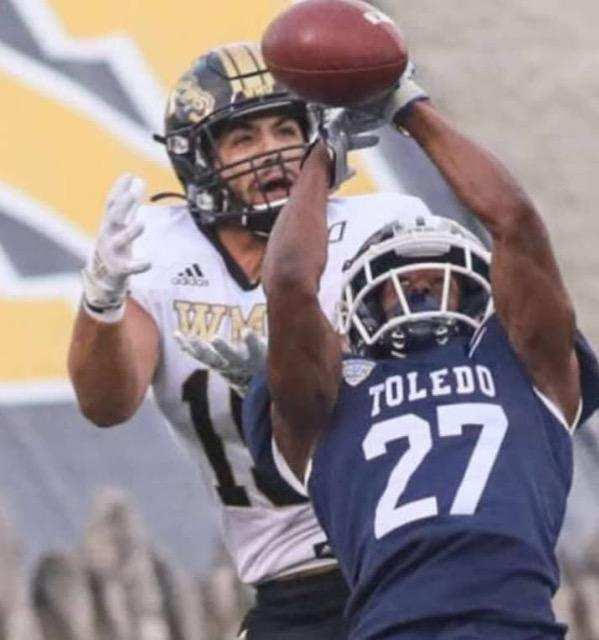 The Pearl Reports – 2020 NFL Prospect – Kahlil Robinson University Of Toledo